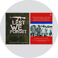 Covers of two books on South African liberation movements
